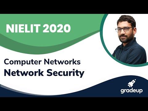 Network Security | NIELIT | Computer Networks | Satya Sir | Gradeup ...