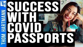 COVID Passports: New Business Marketing Plan?