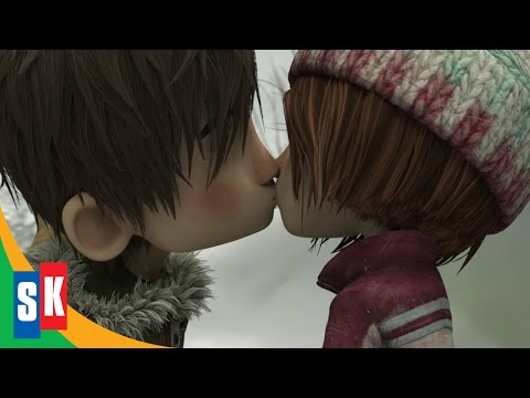 Snowtime! (Clip 'First Kiss')