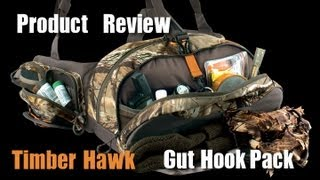 Timber Hawk Gut Hook Pack Review | Poor Boys Outdoors