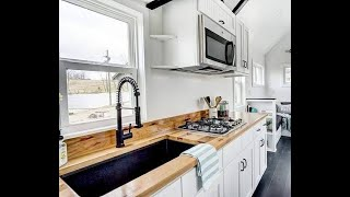 28 Tiny Home Kitchens To Drool Over!