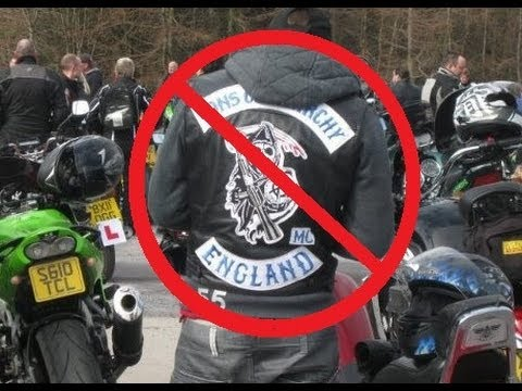 Sons of Anarchy MC ENGLAND My Thoughts And Advice