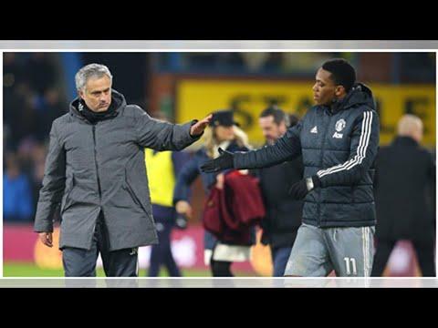 Martial will nichts von einer angespannten Beziehung zu Trainer Mourinho wissen