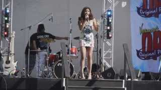 One Day by Charice (live cover) - Ria Jade