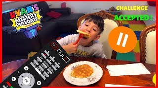 Ryan's Mystery Playdate | Challenge Accepted | Pause Challenge for 24 Hours