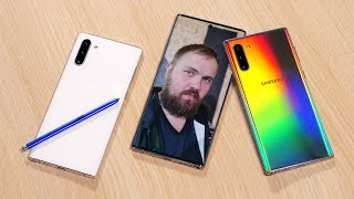 Смартфон Samsung Galaxy Note 10 SM-N970F 8/256GB Black (SM-N970FZKD) от компании Cthp - видео 1