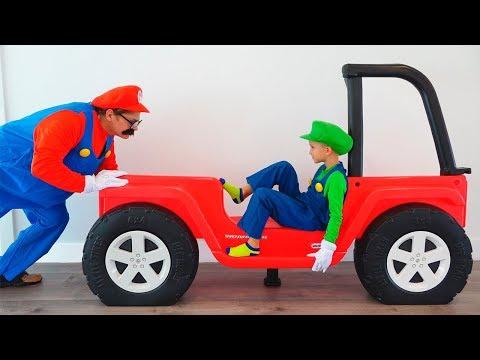 Vlad And His New Cars Room ฟร ว ด โอออนไลน ด ท ว