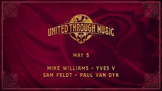 Mike Williams, Yves V, Sam Feldt, Paul Van Dyk - Live @ Tomorrowland, United Through Music Week 6 2020-