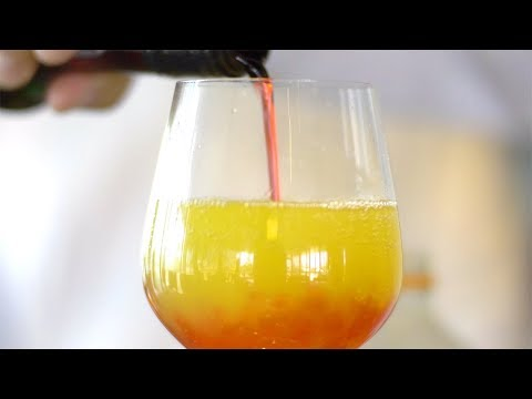 How to make the perfect Nigerian Chapman drink