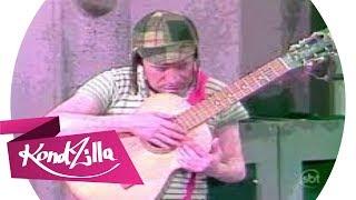 "PARÓDIA ""Casalzin""   CHAVES DANÇANDO (Jerry Smith) FUNK Clipe Oficial"