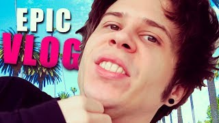 YOUTUBERS EN HOLLYWOOD | Epic Vlog