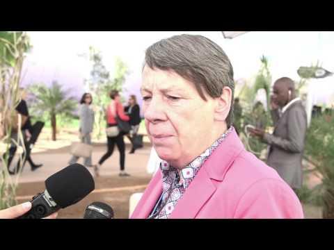 COP22: Barbara Hendricks