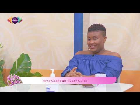 He's fallen in love with his ex-girlfriend's sister, should he propose ? | Sister Sister