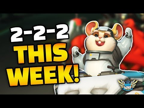Overwatch 2-2-2 Role Lock This Week! Summer Games 2019 INCOMING!