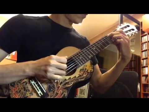 Boutique Guitars - Batiksoul Guitalele Ebony Tohpati Artist Series