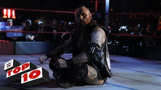 Top 10 Raw moments: WWE Top 10, February 18, 2019