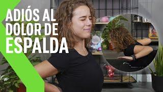 EJERCICIOS POSTURALES para los que pasan muchas horas en el ordenador 💻 ¡EVITA EL DOLOR DE ESPALDA!