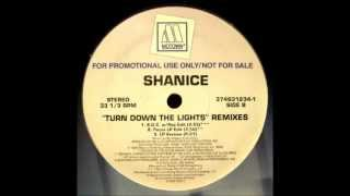 Shanice - Turn Down The Lights
