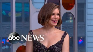 Lauren Cohan On 'Walking Dead,' Stunts and Fake Accents