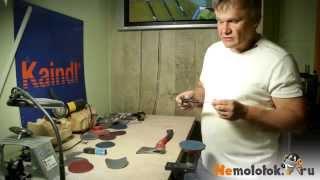 Как заточить нож с помощью дрели?