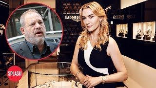 Kate Winslett Says Harvey Weinstein was Bullying and Nasty | Daily Celebrity News | Splash TV