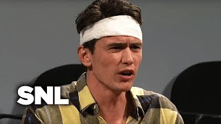 O.J. Simpson Jurors Are Hard to Come By (James Franco) - SNL