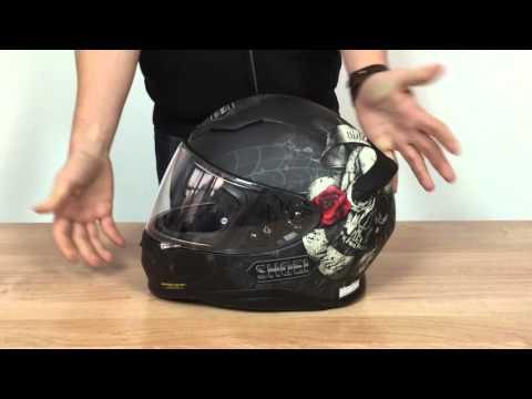 Shoei NXR deutsche Erklärung / Test by RWN Moto