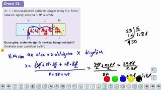 Eğitim Vadisi AYT Fizik 7.Föy Kuvvet ve Hareket 3 Konu Anlatım Videoları