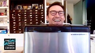 Hugh Jackman Is the King of Bread - Show & Tell