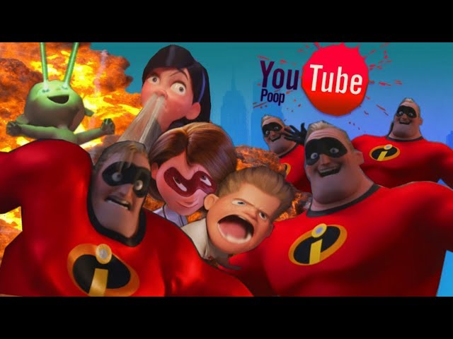 YTP - Incredi-LOL's 2 (Incredibles 2 YTP)