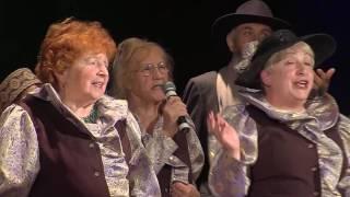 Еврейская община отметила юбилей творческих коллективов