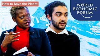 A Decade to Deliver Global Goals | DAVOS 2020