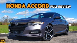 Honda Accord (CV) 2018 - dabar