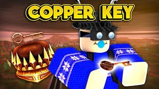 HOW TO GET THE COPPER KEY! (ROBLOX Ready Player One Event)