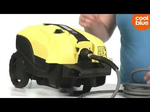 Karcher K4 Silent hogedrukreiniger productvideo (NL/BE)