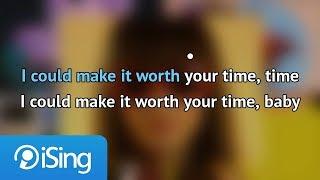 Viki Gabor   Time (karaoke ISing)