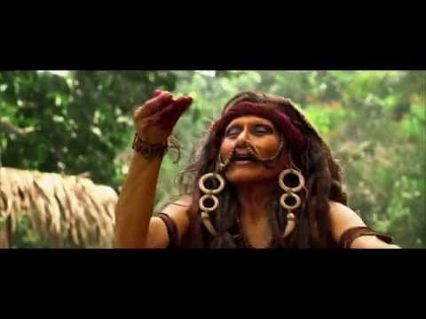 The Green Inferno Red Band Clip 'Punishment'