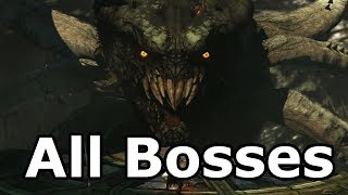 God of War Ascension - All Bosses / All Boss Fights