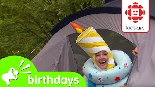 Pattycake Birthdays - August 18 - Kids CBC