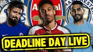 LIVE: Who Is The BEST Deadline Day Signing?! | #AlternativeDeadlineDay
