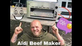 Aldi Beef Maker 3 Monate im Test #Pottgrillbabos