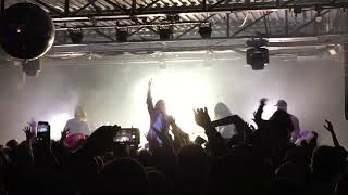 "Every Time I Die "" No son of Mine"" live 11/27/18"