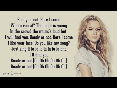 Bridgit Mendler - Ready or Not (Lyrics) 🎵