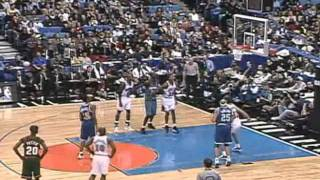NBA All-Star Game Record - Glen Rice Scores 20 in a Quarter