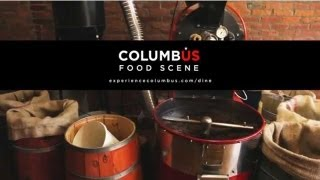 preview picture of video 'Coffee in Columbus - Columbus Food Scene'