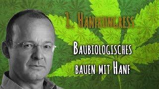 Baubiologisches Bauen mit Hanf – Winfried Schneider