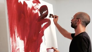 How To Paint Like Mark Rothko – No 16 Red, Brown, And Black – With Corey DAugustine | IN THE STUDIO