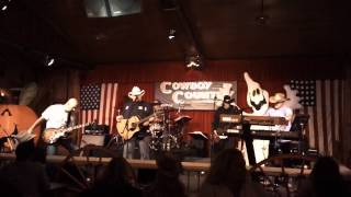 Cadillac Ranch - Chris Ledoux - Brad Johnson n Killin Time at Cowboy Country Oct - Nov 2012