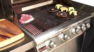 Blaze Grill Test - BlazeGrills.com