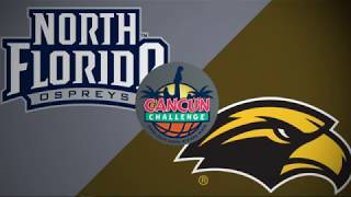 2018 Cancun Challenge | Southern Miss vs North Florida - Full Game